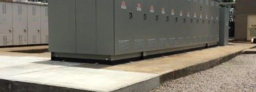 Repair Substations D&S and NAS, Building CEP-96 and T-45