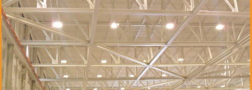Interior Highbay Lighting Retrofit