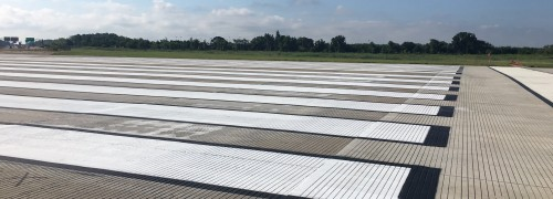 Chambers Field, Naval Station Norfolk- Runway Slabjacking and Restripe